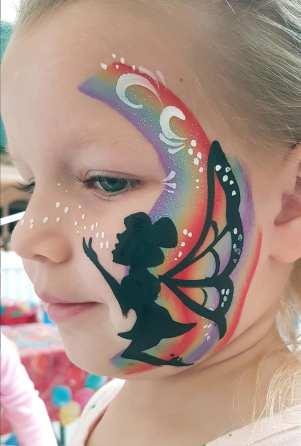 Face painting Perth WA